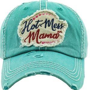 Accessories - 🌵Hot Mess Mama Trucker Hat🌵